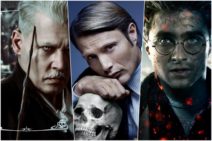 Depp Mikkelsen Harry Potter