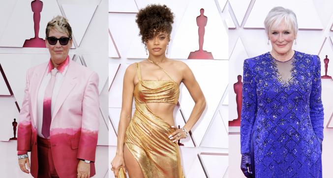 peggio vestiti Oscar
