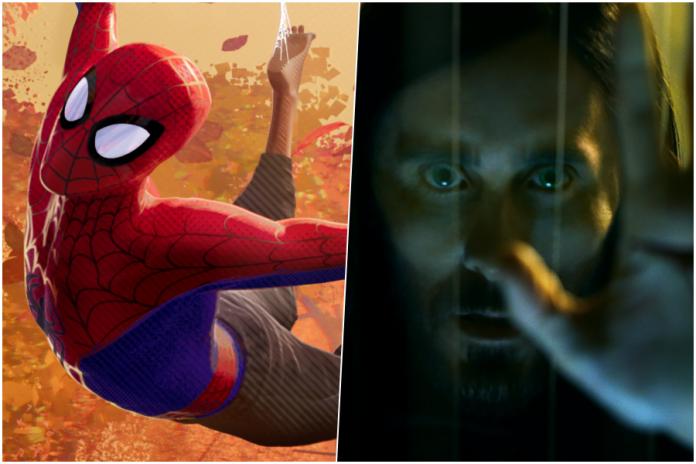 Spider-Man Morbius Netflix Sony