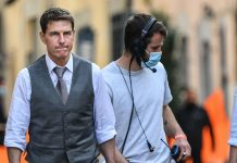 tom cruise set mission impossible