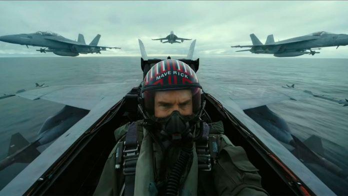 Top Gun: Maverick Cruise
