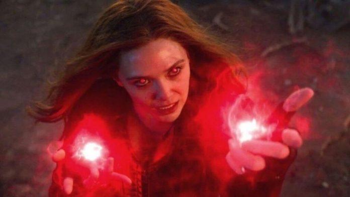 WandaVision Scarlet Witch wanda maximoff doctor strange 2