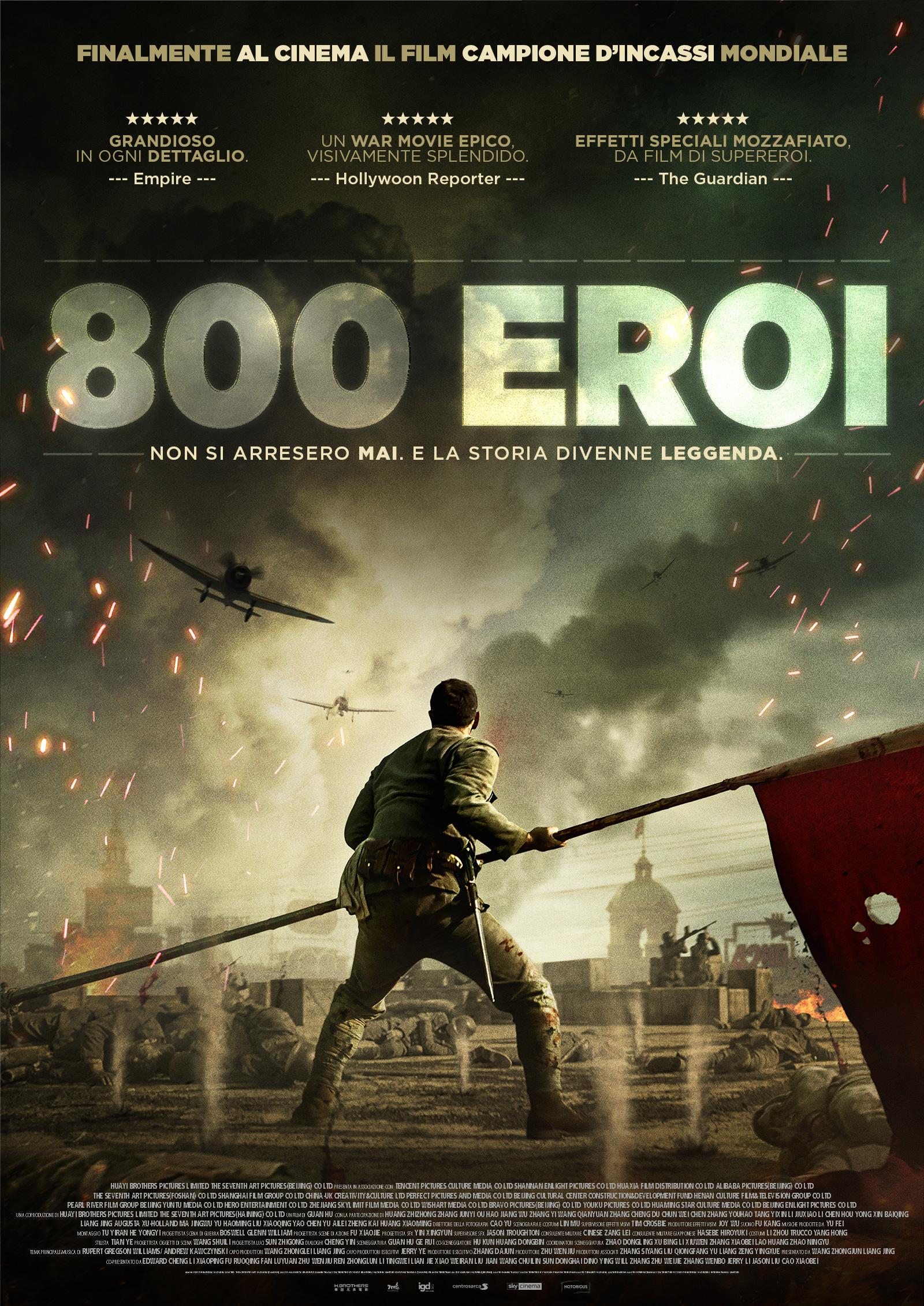 800 eroi
