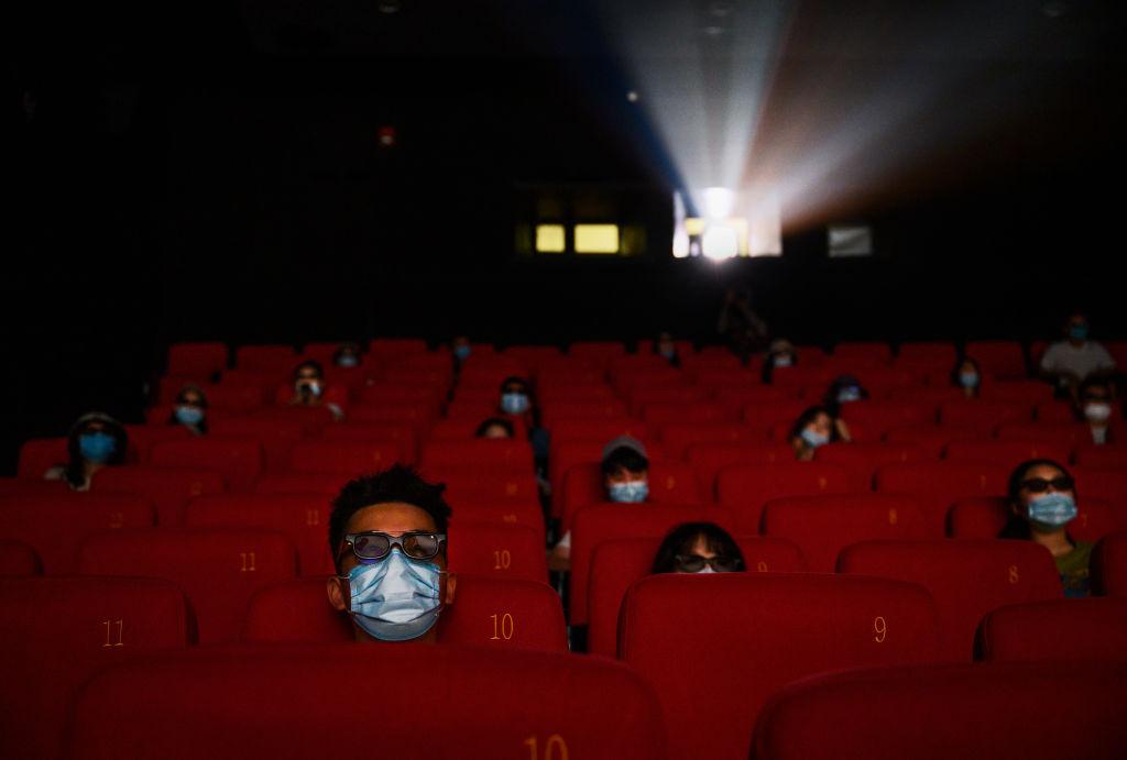 Cinema ripartenza