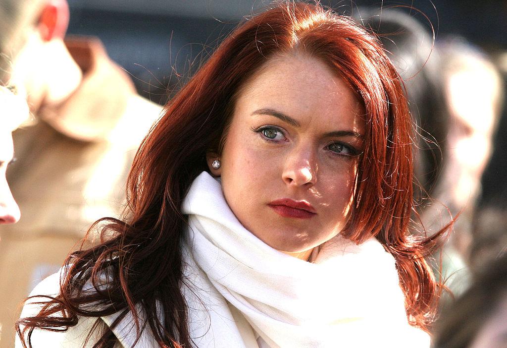 Lindsay Lohan film