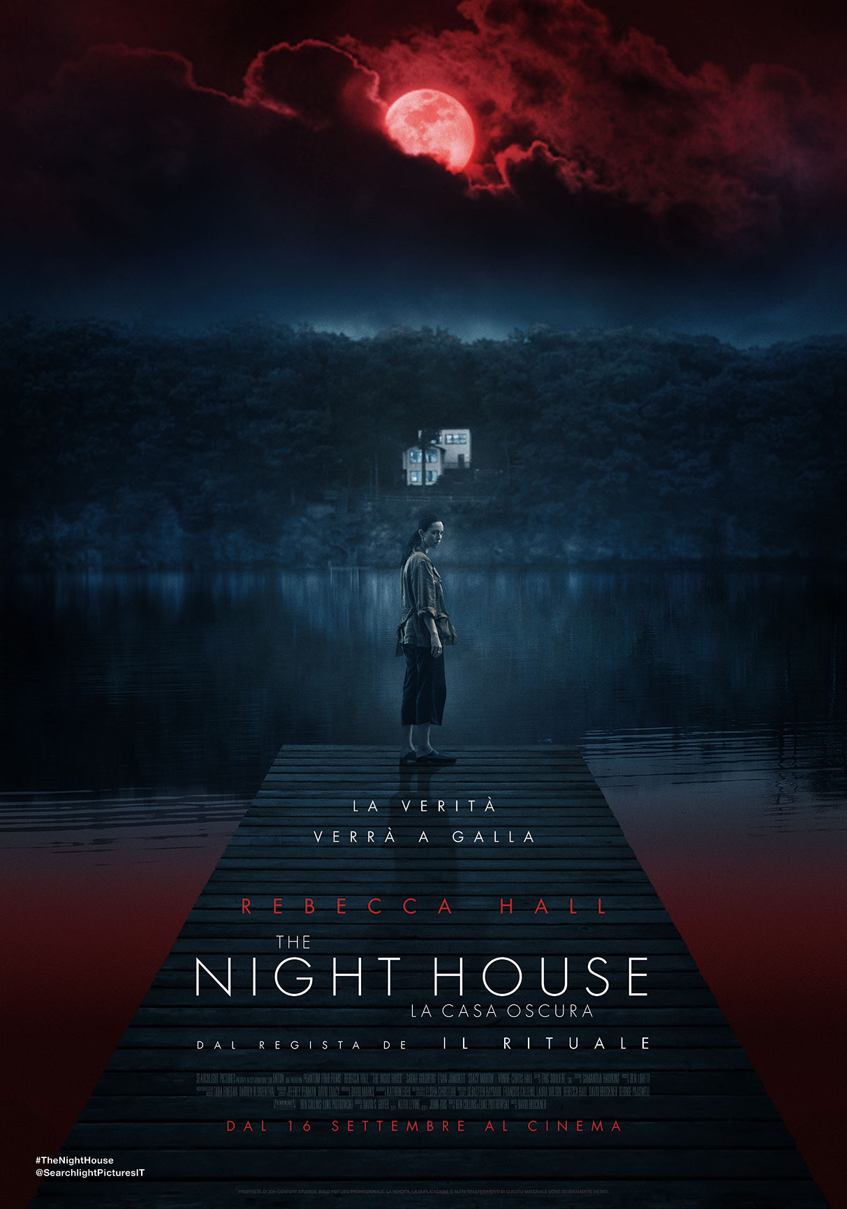 The Night House – La Casa Oscura