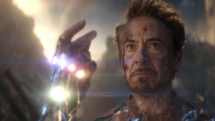 iron man guanto avengers endgame