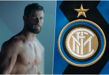 Chris Hemsworth Inter