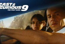 Dom Vin Diesel Fast & Furious 9