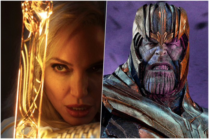 Eternals Thanos