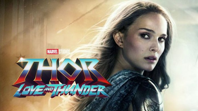 jane foster thor love and thunder