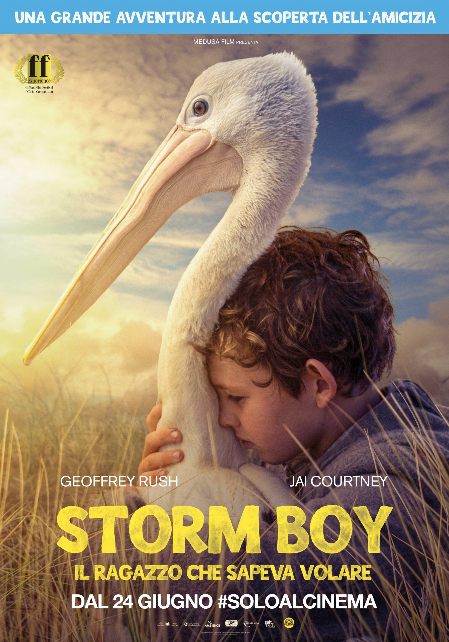 Storm Boy – Il ragazzo che sapeva volare