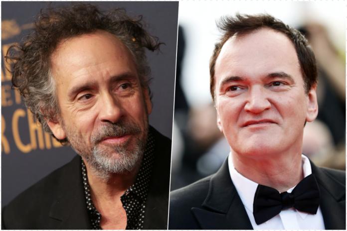 Tim Burton Quentin Tarantino Festa