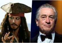 Jack Sparrow De Niro