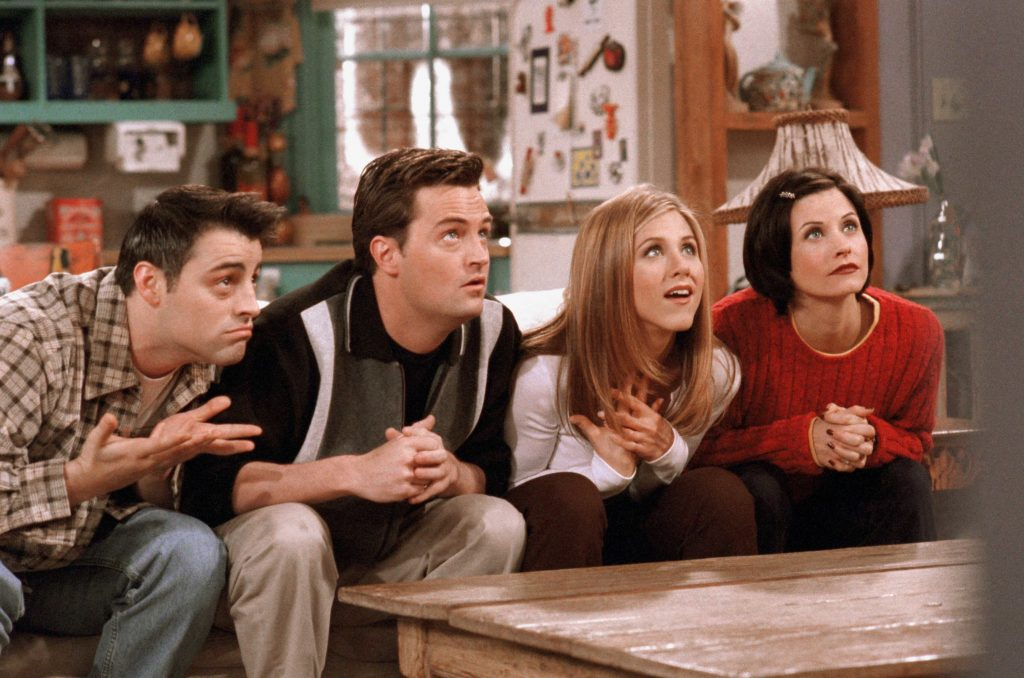 Friends reunion con Jennifer Aniston