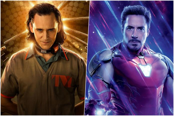 Loki Iron Man