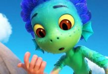 luca film pixar statue monterosso