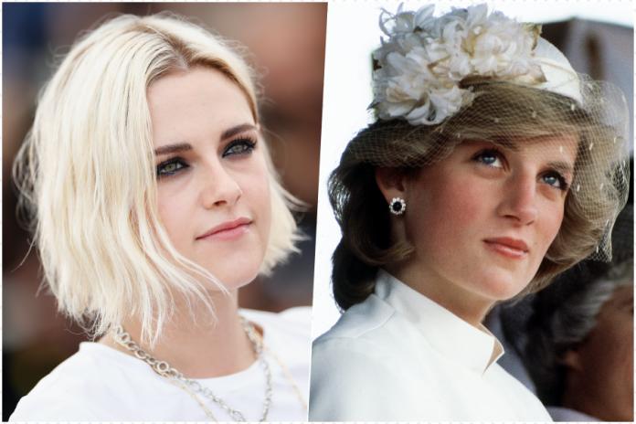 Kristen Stewart Lady Diana