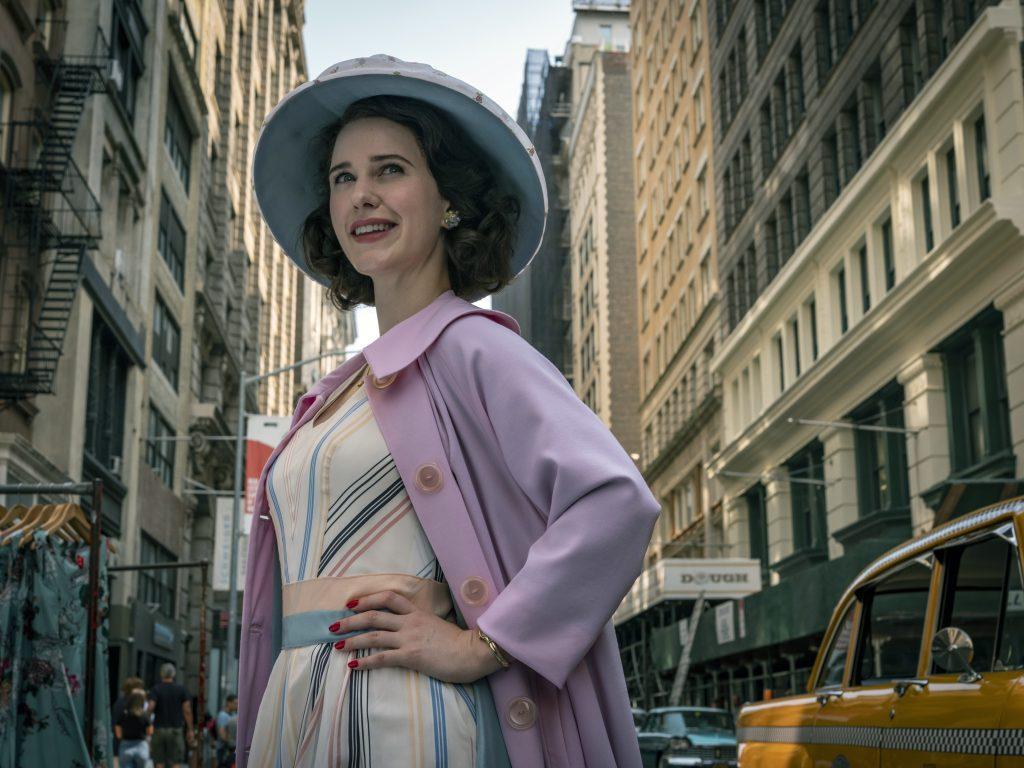 La fantastica Signora Maisel comedy di Amy Sherman Palladino
