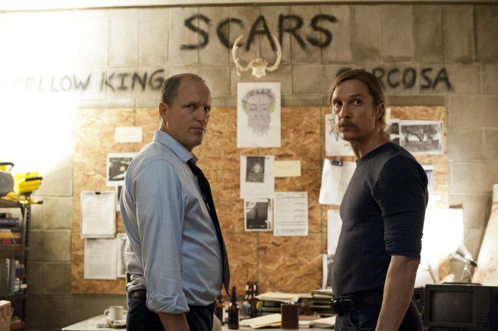 True Detective serie investigativa con Matthew McConaughey