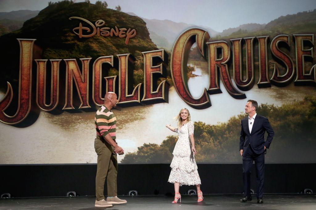 Jungle Cruise uscita Italia