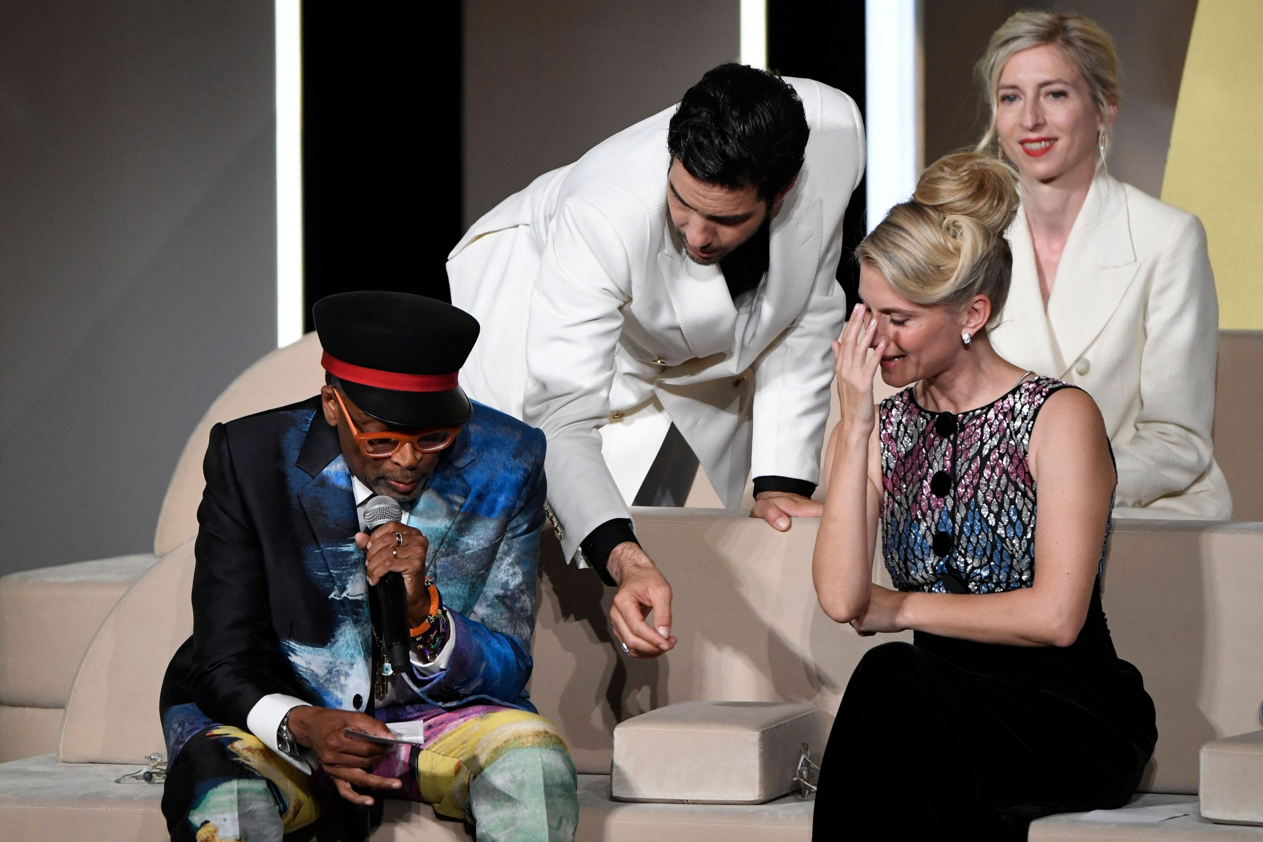 Spike Lee Cannes 2021