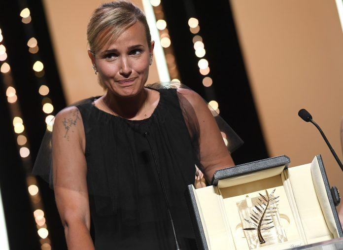 Titane Juli Ducournau Palma d'oro Cannes 2021