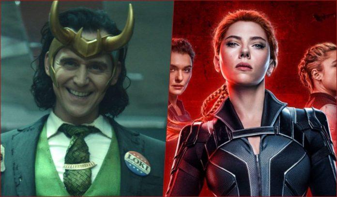 Loki Black Widow