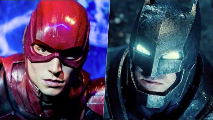 batman the flash