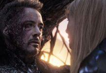 Iron Man morte endgame