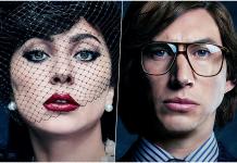 Lady Gaga Adam Driver House of Gucci