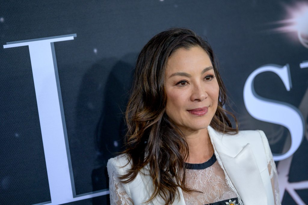 Michelle Yeoh. Credits: Roy Rochlin/Getty Images