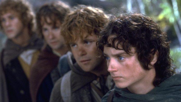 signore degli anelli hobbit
