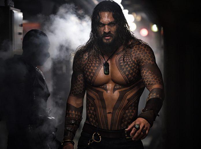 Aquaman 2 Jason Momoa