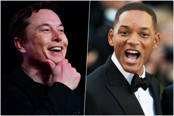 Elon Musk Will Smith