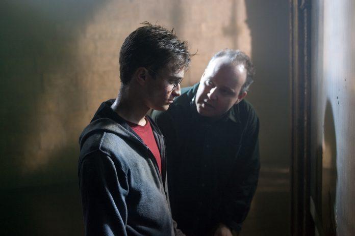 Harry Potter David Yates