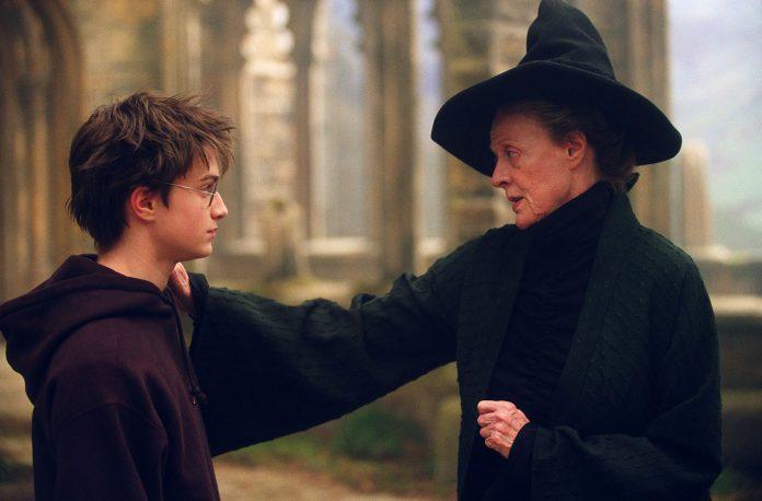 Harry Potter Minerva McGranitt