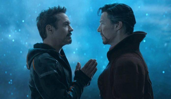 Iron Man Doctor Strange Avengers
