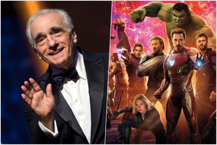 Scorsese Marvel