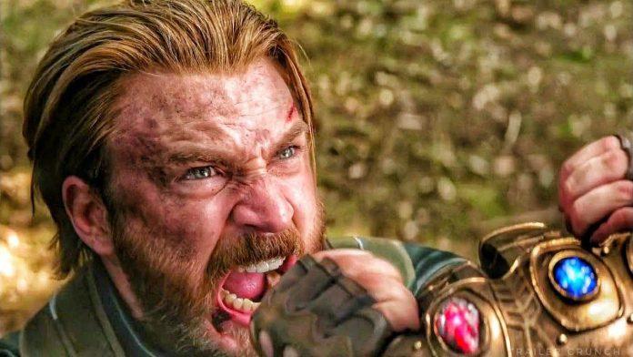Captain America Thanos