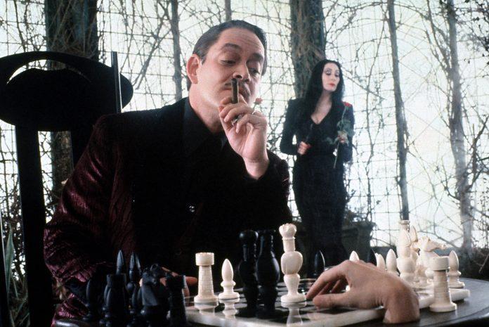 The Addams Family Wesneday Gomez