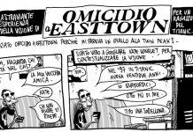 Zerocalcare Omicidio a Easttown
