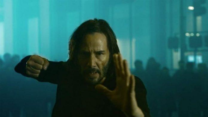 matrix 4 teaser trailer