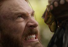 Steve Rogers Avengers: Infinity War