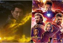 Shang-Chi Avengers: Infinity War