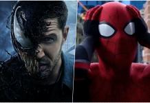 Venom Spider-Man: No Way Home